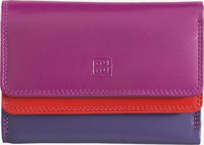 DuDu Portemonnaie 'Fiji' in mischfarben / fuchsia, Produktansicht