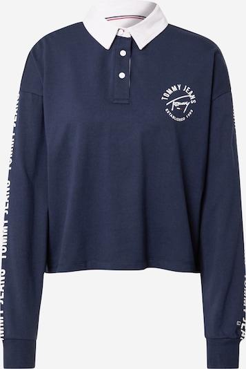Tommy Jeans Koszulka w kolorze granatowy / białym, Podgląd produktu