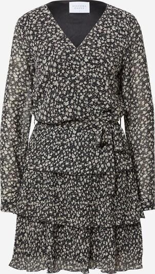 SISTERS POINT Kleid 'NEKKO' in beige / schwarz, Produktansicht
