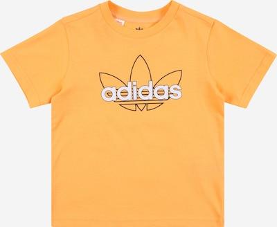 ADIDAS ORIGINALS Majica u žuta / crna / bijela, Pregled proizvoda