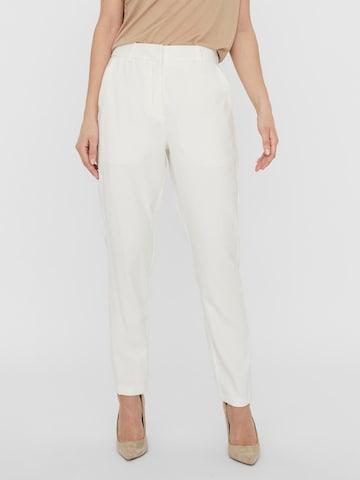 Pantaloni chino di VERO MODA in bianco