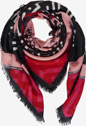 STREET ONE Tube Scarf in Red