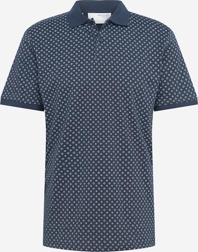 SELECTED HOMME T-Krekls, krāsa - tumši zils, Preces skats