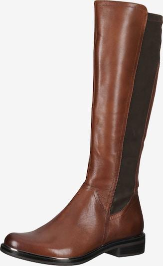 CAPRICE Boots in Cognac / Black, Item view