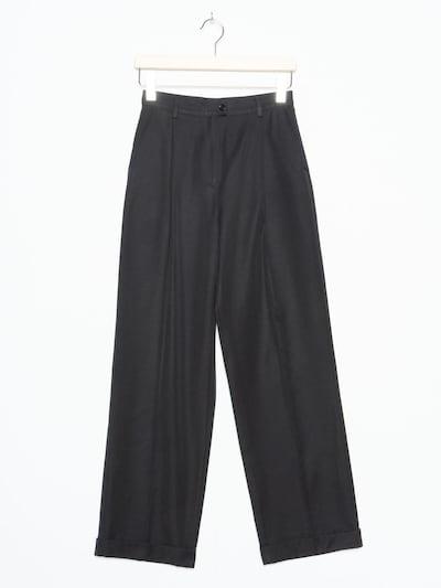Sisley Stoffhose in S in schwarz, Produktansicht