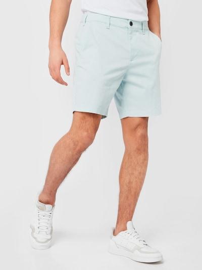 HOLLISTER Pantalon en bleu clair, Vue avec modèle