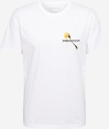 DRYKORN Shirt 'SAMUEL PASTA' in Weiß