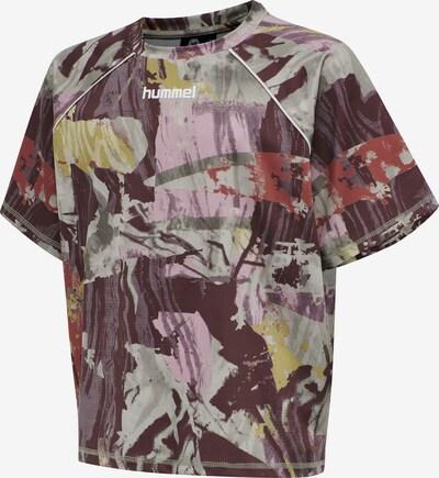 Hummel T-Shirt in mischfarben, Produktansicht