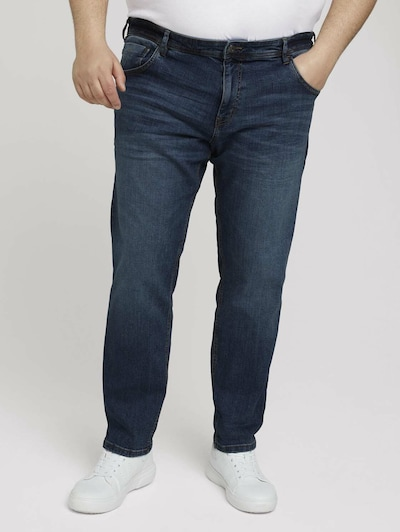 TOM TAILOR Men + Jeans in navy, Modelansicht