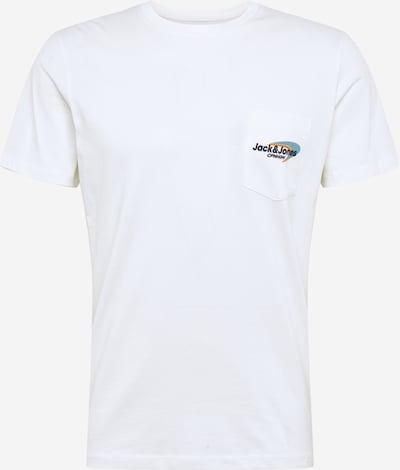 JACK & JONES Koszulka w kolorze offwhitem, Podgląd produktu