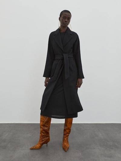 EDITED Prijelazni kaput u crna, Prikaz modela