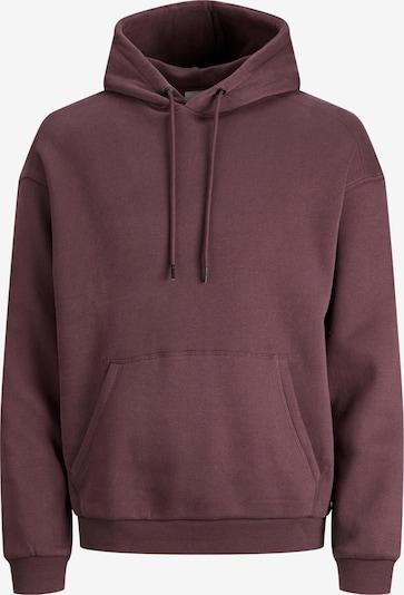JACK & JONES Sweatshirt i aubergine, Produktvisning