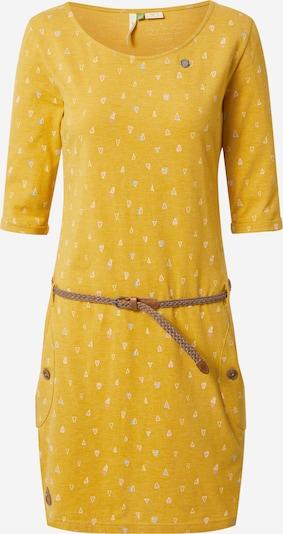 Ragwear Kleid 'Tanya' in gelb, Produktansicht