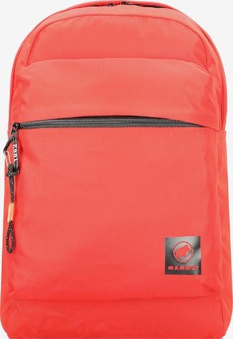 MAMMUT Sports Backpack 'Xeron 20' in Red