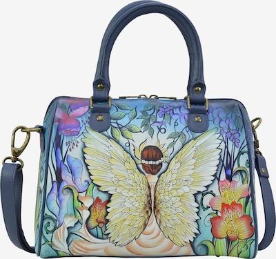 ANUSCHKA Tasche in gelb / lila / mischfarben / pink / weiß, Produktansicht