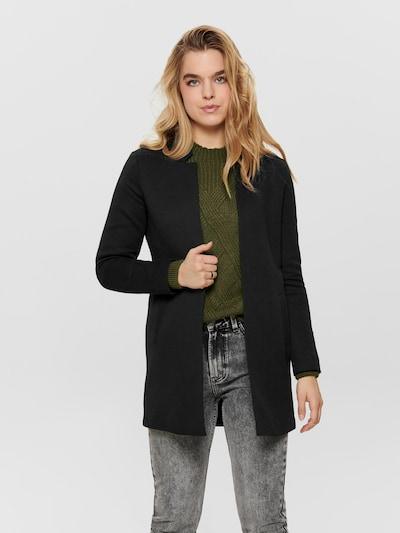 ONLY Manteau mi-saison 'SOHO' en noir, Vue avec modèle