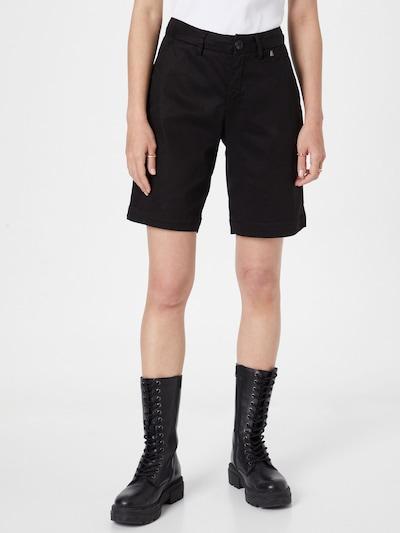 Herrlicher Nohavice - čierna, Model/-ka