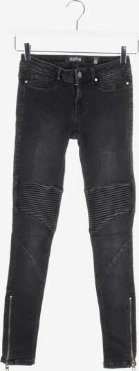 tigha Jeans in 25 in dunkelgrau, Produktansicht