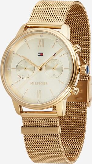 TOMMY HILFIGER Analogna ura | zlata barva, Prikaz izdelka