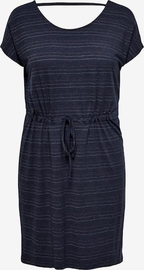 ONLY Carmakoma Kleid in navy / weiß, Produktansicht