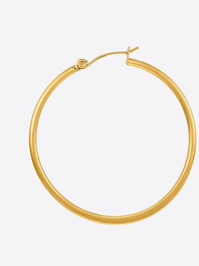 Heideman Boucles d'oreilles 'Ohrcreole' en or, Vue avec produit