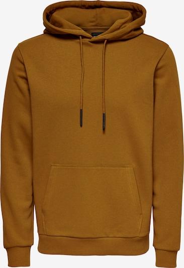 Only & Sons Sweater majica 'Ceres' u smeđa, Pregled proizvoda