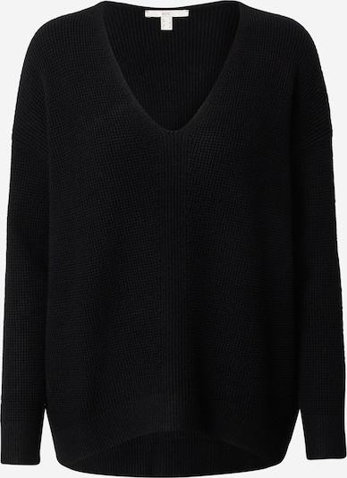 EDC BY ESPRIT Sweter w kolorze czarnym, Podgląd produktu