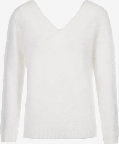 Morgan Sweater in White, Item view