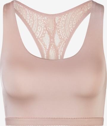 LASCANA Bustier in Pink