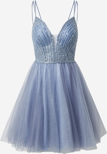 SWING Φόρεμα κοκτέιλ σε μπλε περιστεριού, Άποψη προϊόντος
