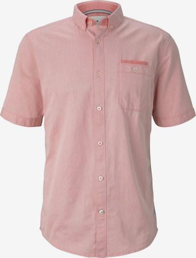 TOM TAILOR Hemd in hellorange, Produktansicht