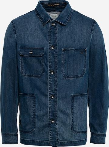 CAMEL ACTIVE Suit Jacket 'Worker' in Blue