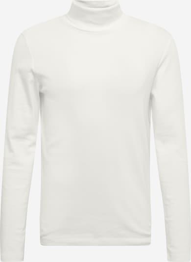TOM TAILOR T-Shirt en blanc naturel, Vue avec produit