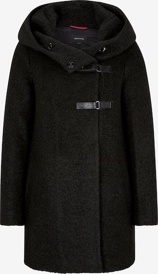 COMMA Mantel in schwarzmeliert, Produktansicht