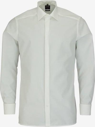 OLYMP Hemd in beige: Frontalansicht