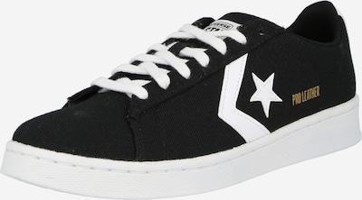 Sneaker low CONVERSE pe negru / alb, Vizualizare produs