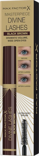 MAX FACTOR Mascara in Dark brown, Item view