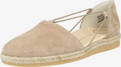 Paul Green Espadrilles in beige, Produktansicht