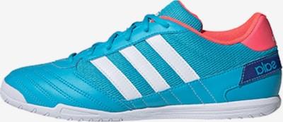 ADIDAS PERFORMANCE Fußballschuh in blau / koralle / weiß, Produktansicht