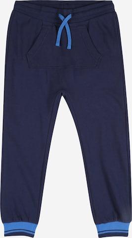 UNITED COLORS OF BENETTON Püksid, värv sinine