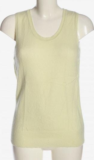 Malo Cashmerepullover in XL in wollweiß, Produktansicht