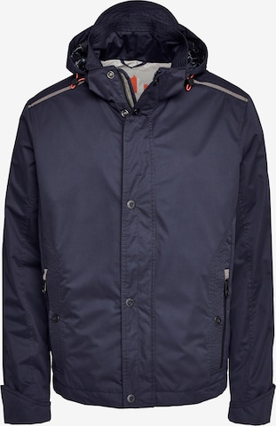 NEW CANADIAN Blouson 'SAVE BACK HOME' in Blau