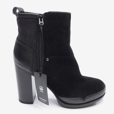 G-Star RAW Stiefeletten in 40 in schwarz, Produktansicht