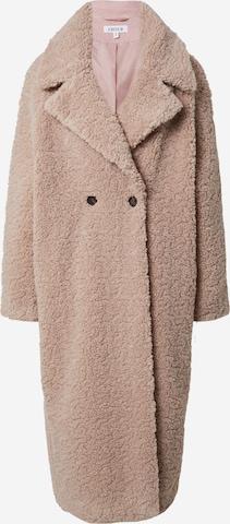 EDITED Ανοιξιάτικο και φθινοπωρινό παλτό 'Manuela' σε καφέ