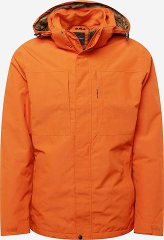 ICEPEAK Sportjacke 'EP ALLSTED' in Orange