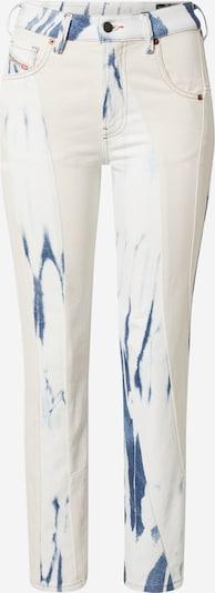 DIESEL Vaquero en beige / azul oscuro / azul denim, Vista del producto
