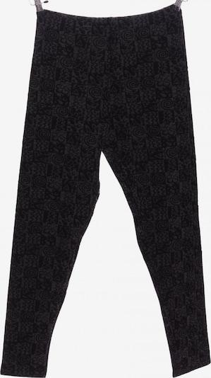 Hudson Baggy Pants in XXL in hellgrau / schwarz, Produktansicht
