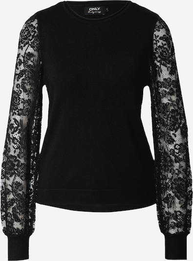 ONLY Pullover 'VICKY' in schwarz, Produktansicht