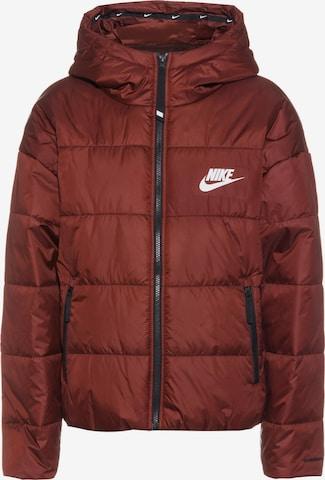 Nike Sportswear Winter Jacket in Brown