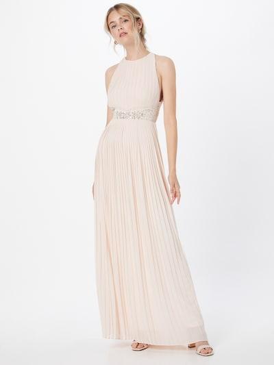 TFNC Kleid 'ADORA' in nude, Modelansicht